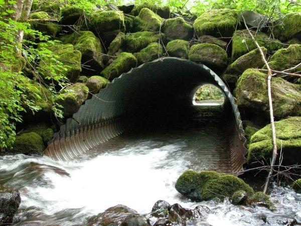 Culverts, a Simple Solution